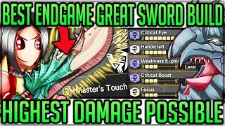 Iceborne Best Highest Damage Great Sword Build - Monster Hunter World Iceborne! #greatswordbuild