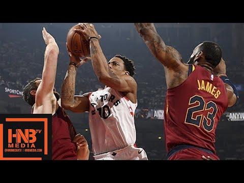 Cleveland Cavaliers vs Toronto Raptors Full Game Highlights / Game 2 / 2018 NBA Playoffs - Thời lượng: 9:41.