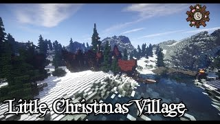 ►► Planetminecraft: http://www.planetminecraft.com/project/little-christmas-village-download/ ►► ♪♫ ♪ Music The Piano Guys - Carol of the Bells https://www.y...