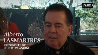 Alberto Lasmartres - Presidente de el Cuyum Andino