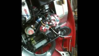 9. 01 polaris pro x mod 600 160hp mbrp race can