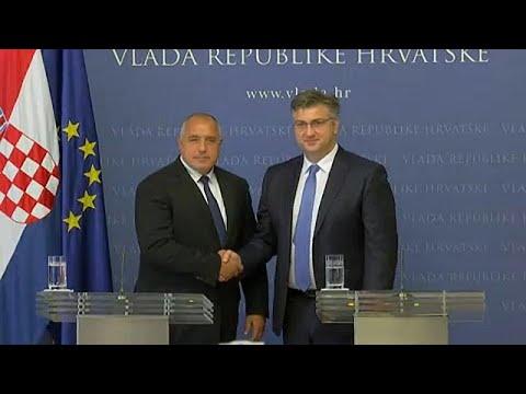 Οι κοινές επιδιώξεις Κροατίας – Βουλγαρίας