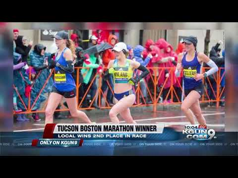 "Sarah Sellers on Boston Marathon: ""It's still shocking"""