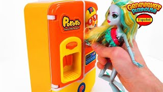 Aprende Comida con Lagoona Blue y Pinkie Pie & Pororo  - Videos Educativo para Niños!