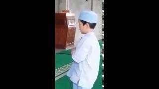 praktek sholat anak-anak di Balikpapan