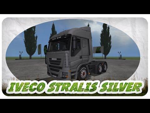 Iveco Stralis AS 600 v1.0 Raiffeisen