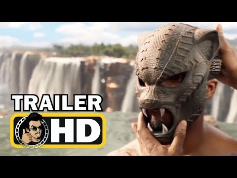 BLACK PANTHER Official Trailer #3 (2018) Marvel Superhero Movie HD