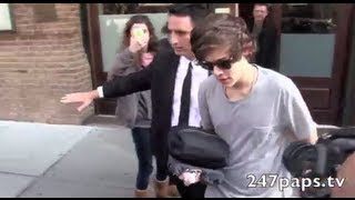 Harry Styles and Taylor Swift leaves their Tribeca love nest (Haylor)