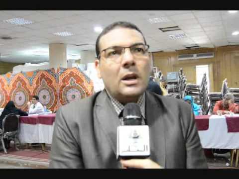 خالد محسن المرشح علي مقعد محكمة دسوق الابتدائية