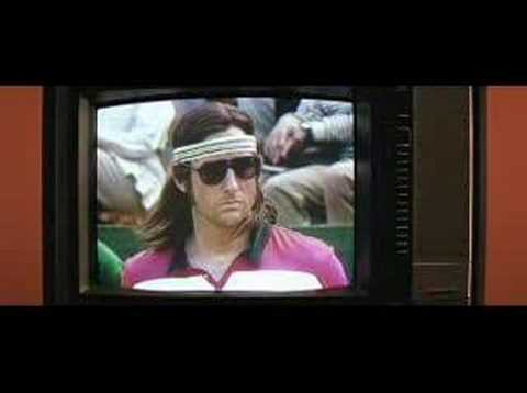 Tenenbaums - Richie Tenenbaum, playing the worst tennis of his life.