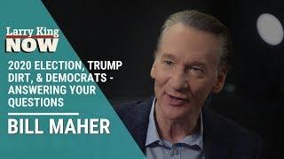 Video 2020 Election, Trump Dirt, & Democrats: Bill Maher Answers Your Questions MP3, 3GP, MP4, WEBM, AVI, FLV Desember 2018
