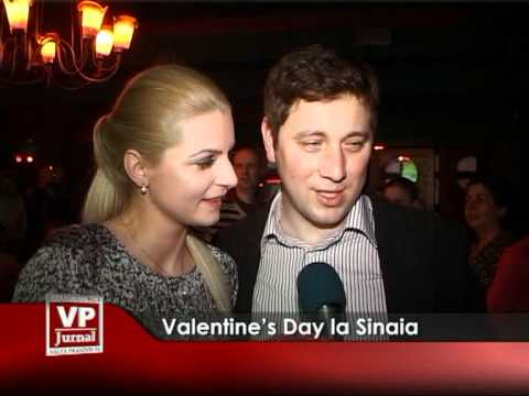 Valentine's Day, la Sinaia
