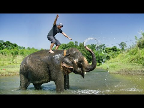 nepal: la più alta fusione tra natura e religione
