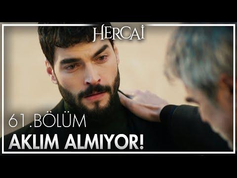 Hazar'dan Miran'a Azize tepkisi! - Hercai 61. Bölüm