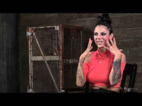 Bonnie Rotten interview 2013 (видео)