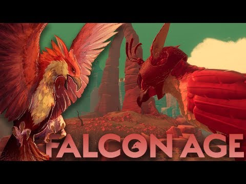Broken Dreams of a Dusty Village... 🔅 Falcon Age • #7
