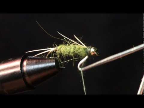 nymph - In this video I tie one of my favorite nymph patterns. It's loosely based off of a bead-head prince nymph, but has a couple of features that I really love. T...