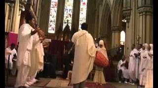 Medhani Alem Ethiopian Orthodox Tewahedo Church In Leeds England  Part 5