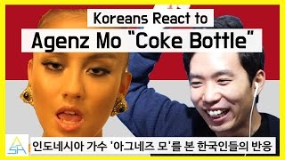 "Video Koreans React to Indonesian Song : Agnez Mo ""Coke Bottle"" [ASHanguk] MP3, 3GP, MP4, WEBM, AVI, FLV September 2018"