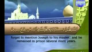 الجزء 12 الربع 8 :  الشيخ محمد عبد الكريم