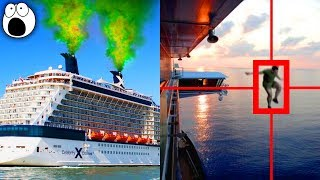 Video Top 10 Secrets Cruise Ships Don't Want You To Know MP3, 3GP, MP4, WEBM, AVI, FLV Desember 2017