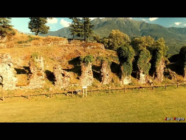 Volo sul Forte di Fuentes