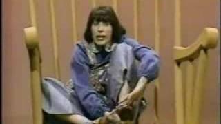 Classic Sesame Street - Edith Ann's sandwich