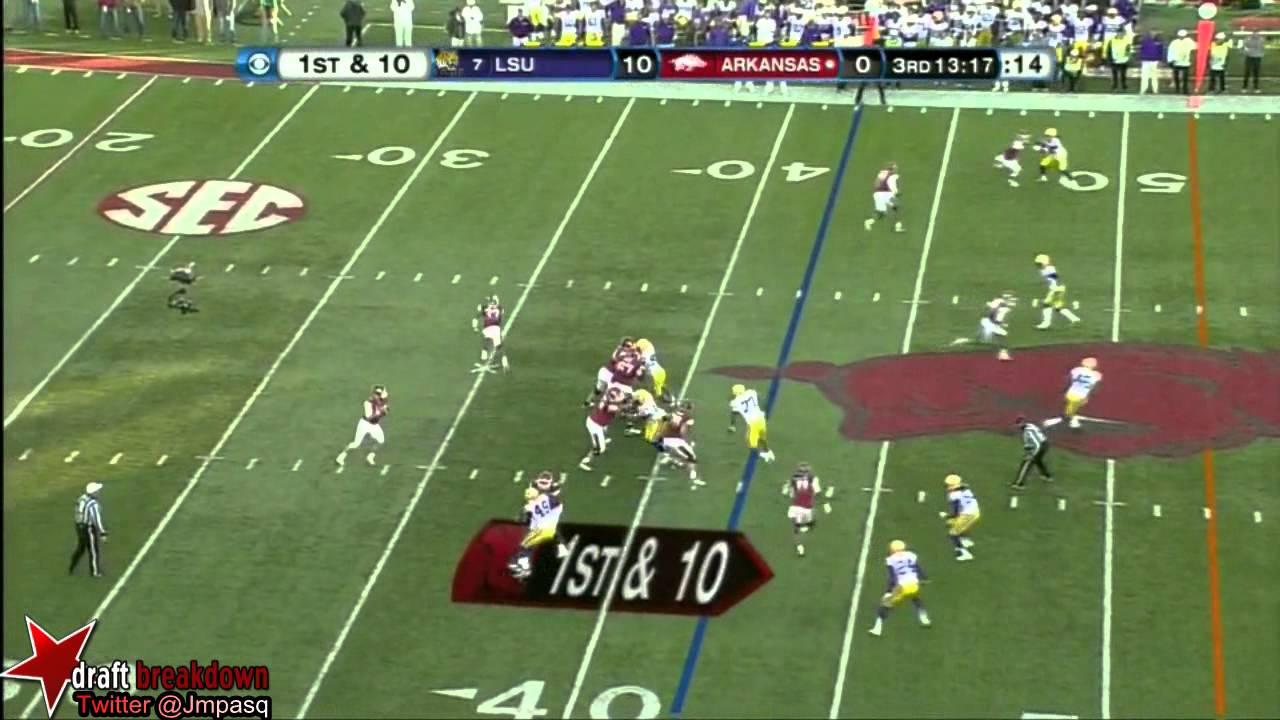 Lamin Barrow vs Arkansas (2012)