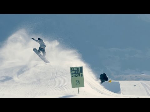 BYND X MDLS: Laax & Japan Ep 1. - Shred Bots
