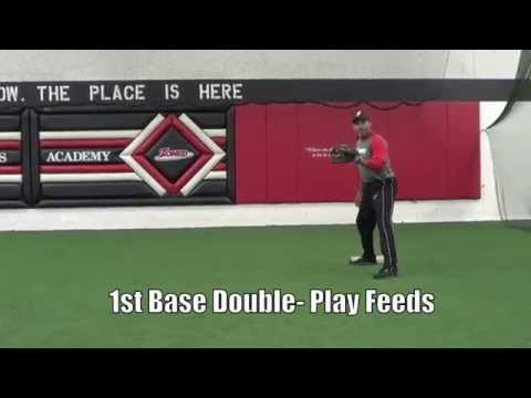 1st Base Double Play Feeds
