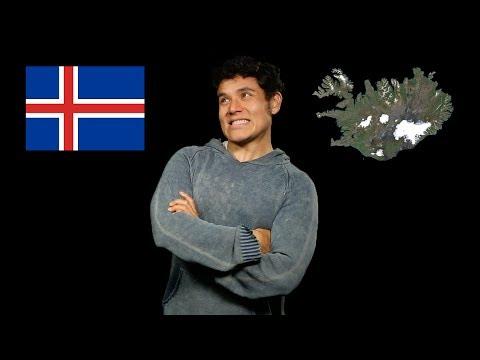 Geography Now! Iceland (видео)