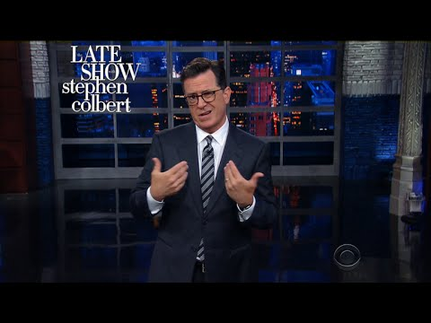 Stephen Warns Trump About The Dangers Of Self-Pardoning