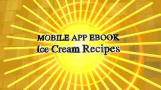 Recipes,Ice Cream Maker YouTube video