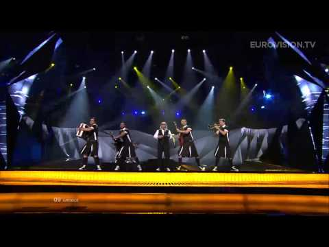 free - Powered by http://www.eurovision.tv Greece: Koza Mostra feat. Agathon Iakovidis - Alcohol Is Free live at the Eurovision Song Contest 2013 Semi-Final (2)