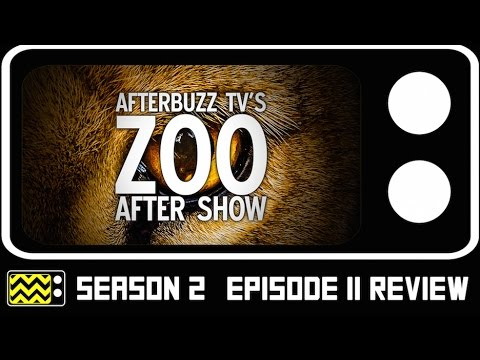 Zoo Season 2 Episode 10 & 11 Review & After Show | AfterBuzz TV