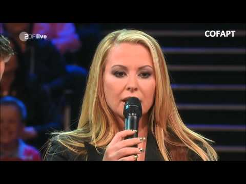 Anastacia - Full appearance at Wetten, dass..?, Offenburg, Germany 05042014