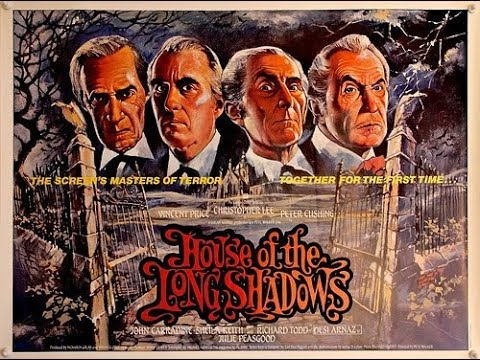 The Fantastic Films Of Vincent Price #81 -  HOUSE OF THE LONG SHADOWS