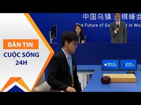 Kỳ thủ số 1 Thế giới thua Robot: Lo! | VTC1 - Thời lượng: 113 giây.