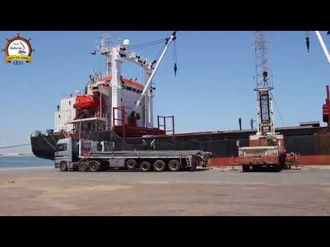 اهم المشروعات التى تم انجازها في ميناء دمياط من 2014 حتى اغسطس 2018