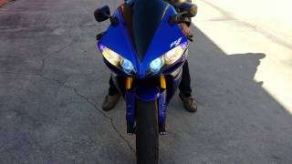 5. Yamaha R1 2006 FOR SALE