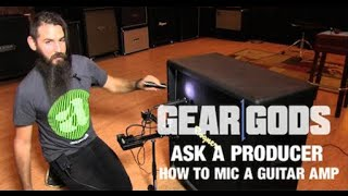 Video How To Mic A Guitar Amp With THE DILLINGER ESCAPE PLAN | ASK A PRODUCER MP3, 3GP, MP4, WEBM, AVI, FLV Desember 2018