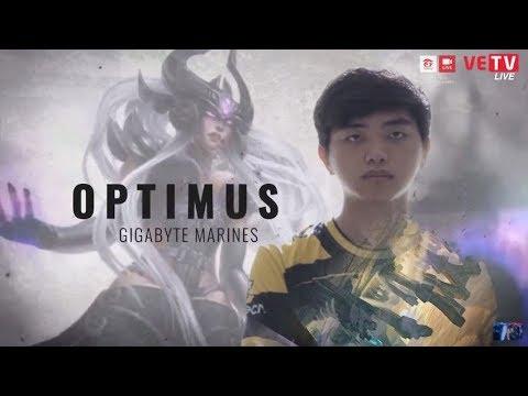 GAM Optimus Stream | Cố Gắng Top Đầu Rank Hàn Để Đi Chung Kết Thế Giới