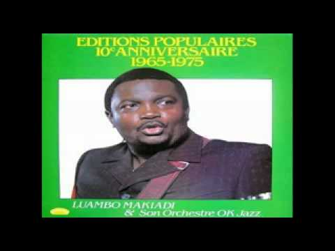 Franco Luambo - tokoma ba camarades pamba_