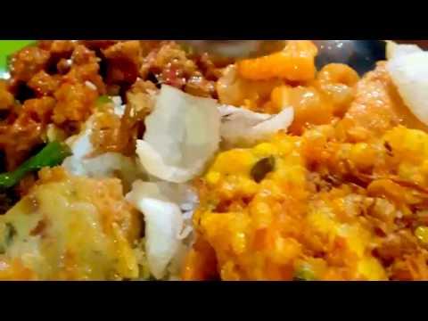 CAN 01l Nasi uduk Ibu Jum -  Amazing Indonesian Culinary Coconut Rice - Indonesia street food