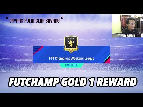 EJAH FELIPE ANDERSON BOH || FUTCHAMP AND DIVISION RIVALS REWARDS #2 || BAHASA MALAYSIA / ENGLISH
