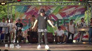 Seen & Kei & Boogaloo Kin – SHIROFES.2018 SAMURAI ASIA FINAL Judge Session