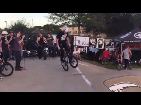 Jay Dalton - Sarasota Skatepark Contest Run 2016