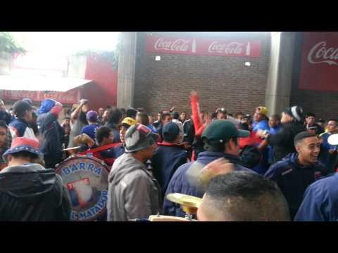 Tigre vs Rafaela (30.dic.2014) - La Barra Del Matador - Tigre
