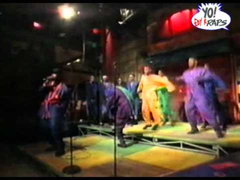 Nice And Smooth – Hip Hop Junkies (Live) @ Yo MTV Raps 1991 (HQ)