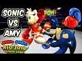 ABM: Sonic vs Amy !! Boxing Match !! Mario & Sonic Rio Olympic Games